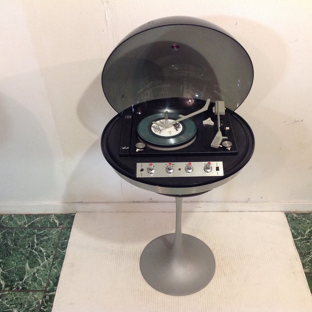 Vintage Electrohome Apollo Record Player - Image 8 of 8