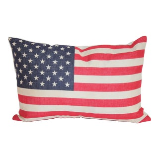 50 Star Flag Pillow