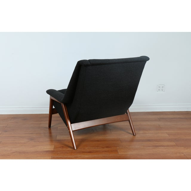 Dux Chair and Ottoman by Folke Ohlsson - Image 7 of 11