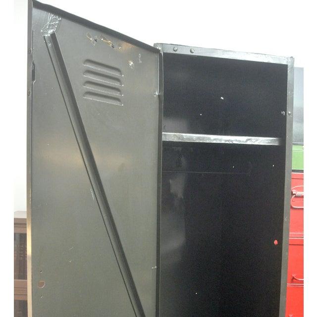 Image of Metal Storage Locker