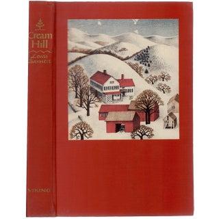 'Cream Hill' Book by Lewis Gannett
