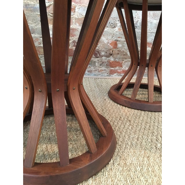 Edward Wormley Side Tables - A Pair - Image 4 of 10