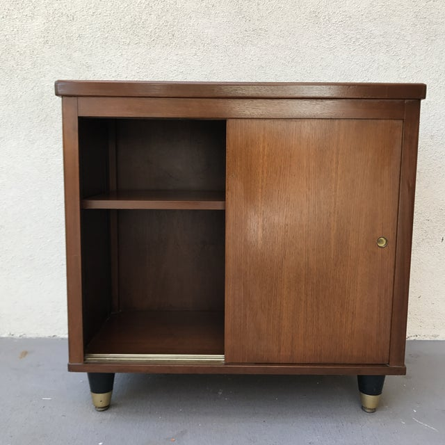 Mid-Century Walnut Sideboard - Image 8 of 9