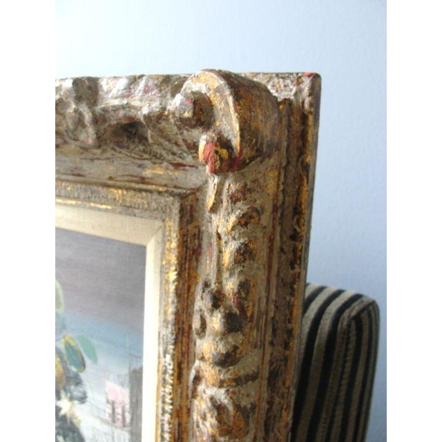 """Jean Calogero Oil Painting """"Patrizia"""" (signed) - Image 4 of 8"""