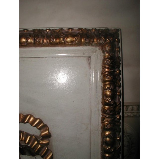 Gilt Decorative Wall Hung Panels - A Pair - Image 7 of 8