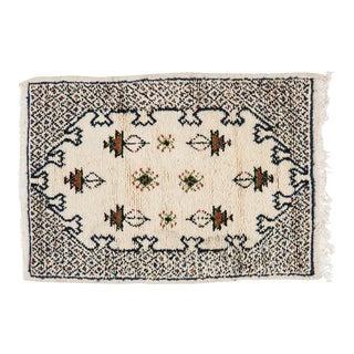 Moroccan Berber Rug - 2′3″ × 3′4″