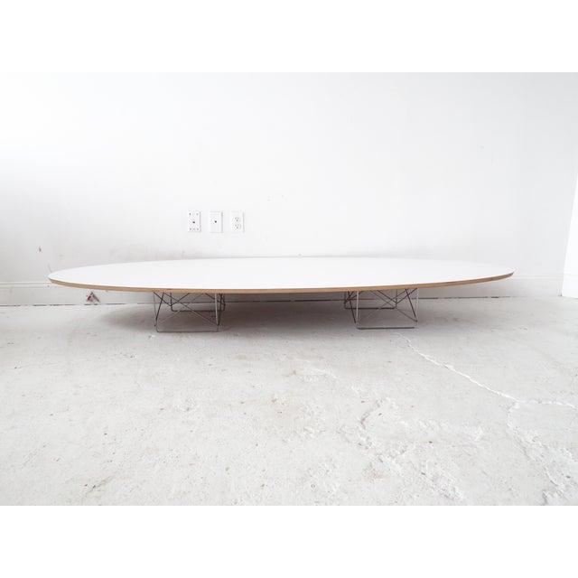 Herman Miller Eames Elliptical Surfboard Table - Image 2 of 7