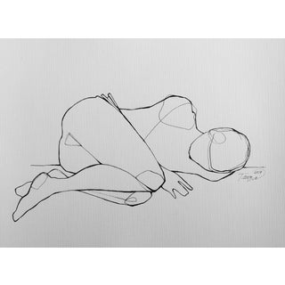 "Tawna Allred ""Siesta"" Drawing"