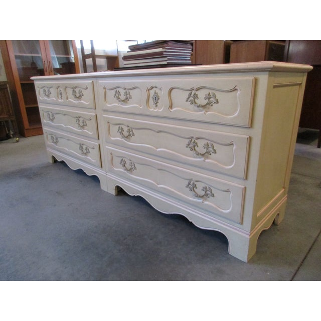 Baker Furniture Side-By-Side Double Chest of Drawers - Image 5 of 11