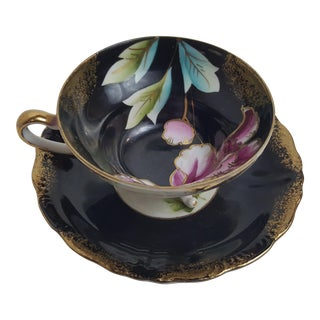 Royal Sealy Lustre Ware Teacup & Saucer