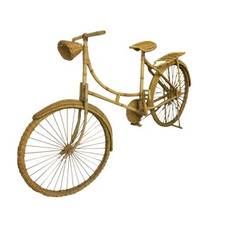 Wicker Bike