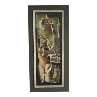 Mixed Media Framed Art Piece by Gladys Gray