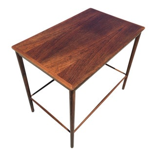 Grete Jalk Danish Modern Rosewood Side Table