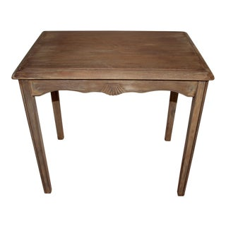 Distressed Shabby Chic Side Table