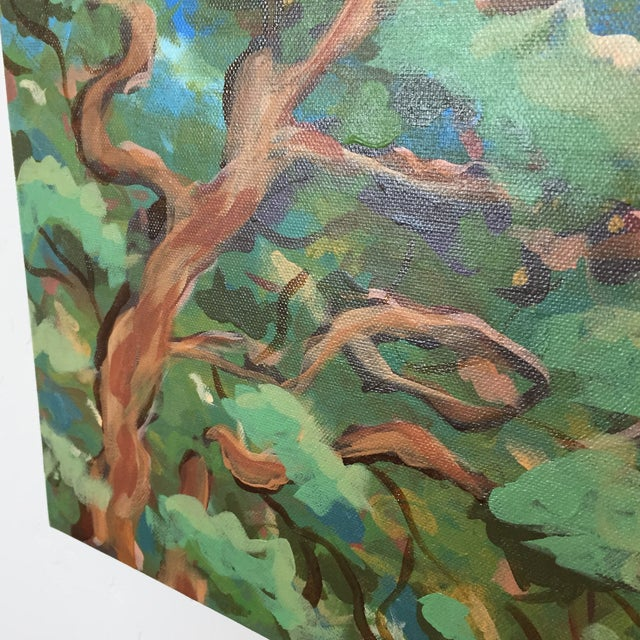 """Sugar Oak"" Acrylic on Canvas - Image 6 of 8"