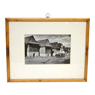 Photo of Old Houses