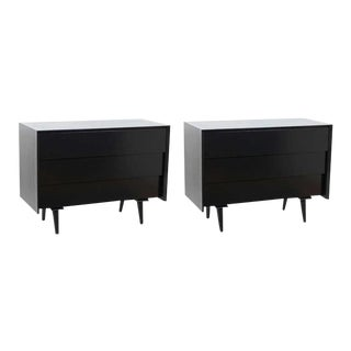Jens Risom Chest of Drawers - A Pair