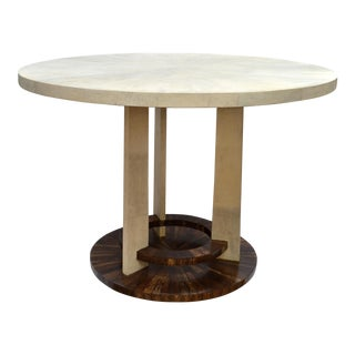 Shagreen R&Y Augousti Balthazar Table, Paris