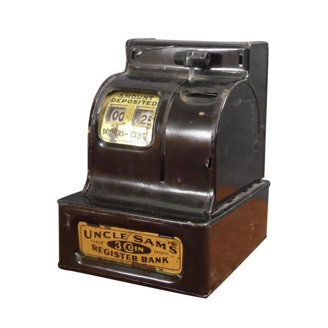 Image of Uncle Sam's Register Bank