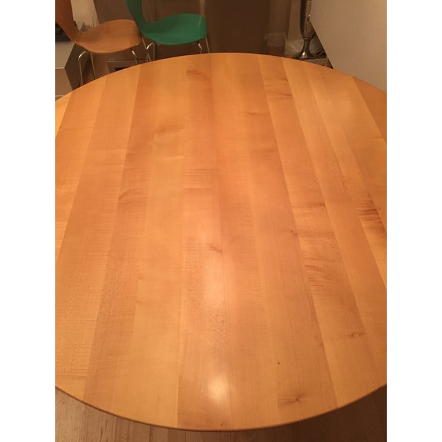 Image of Terance Conran Design Dining Table