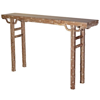 Sarreid LTD Chinese Console Table