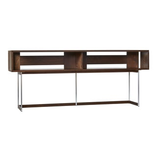 Ultralitebox Credenza / Console in Solid Walnut