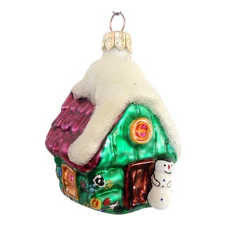 Christopher Radko Wee Berry House Ornament