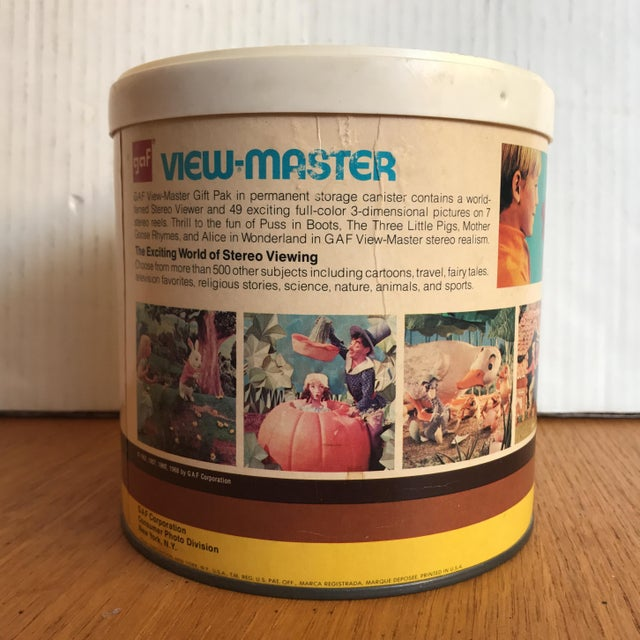 Vintage Gaf View-Master With Original Box - Image 7 of 7