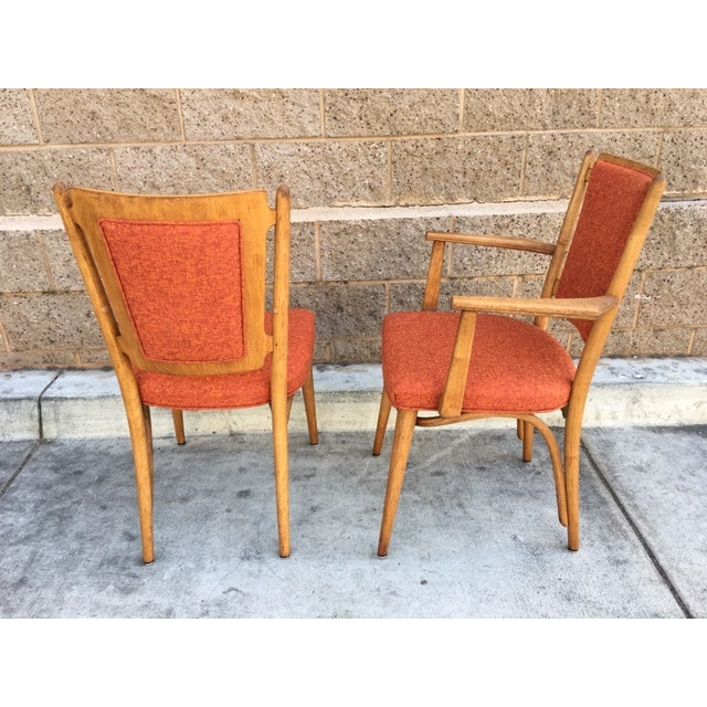 Mid Century Sculptural Dining Chairs - 6 - Image 5 of 5