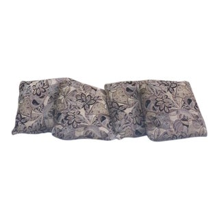 Large Tapestry Pillows- Set of 4