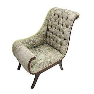 Tapestry Fireside Chair