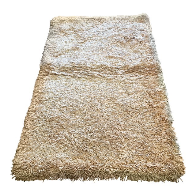 "Turkish Hand Knotted Wool Rug - 4'10"" X 6'9"" - Image 1 of 5"
