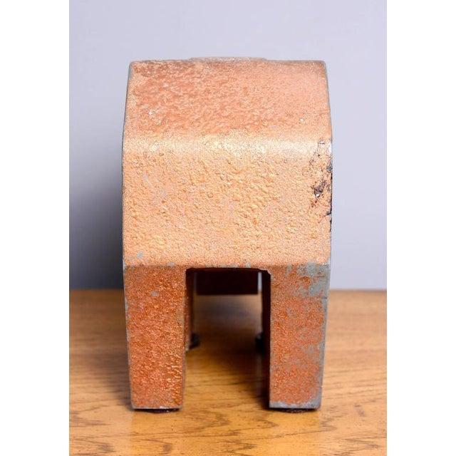 Aluminum and Metal Store Display Bear - Image 4 of 5