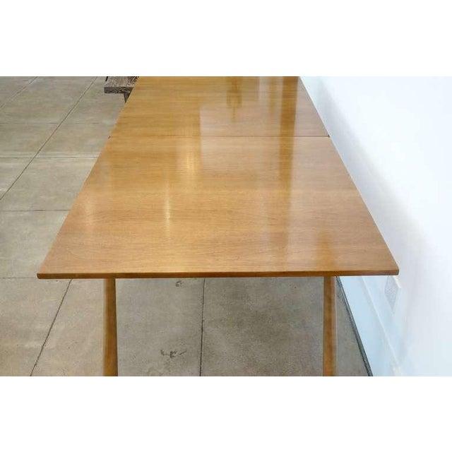 Terence Harold Robsjohn-Gibbings Fliptop Table - Image 6 of 8