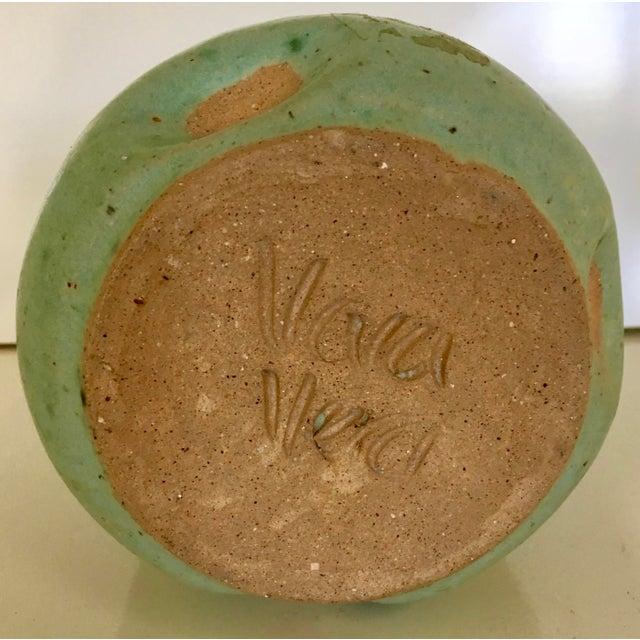 Mid-Century Studio Pottery Vase - Image 5 of 5