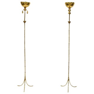 Maison Baguès Floor Lamps - A Pair