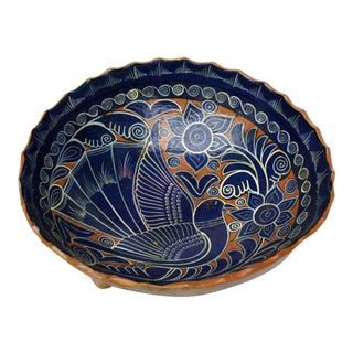 Mexican Mid-Century Bowl