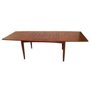 Falster Danish Teak Dining Table