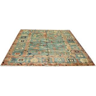 Tribal Persian Bakhshayesh Style Rug - 7′11″ × 8′