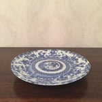 Image of Antique Chinese Blue & White Export Porcelain Side Plate