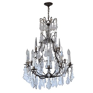 Vaughn Designs Kington Cage Chandelier