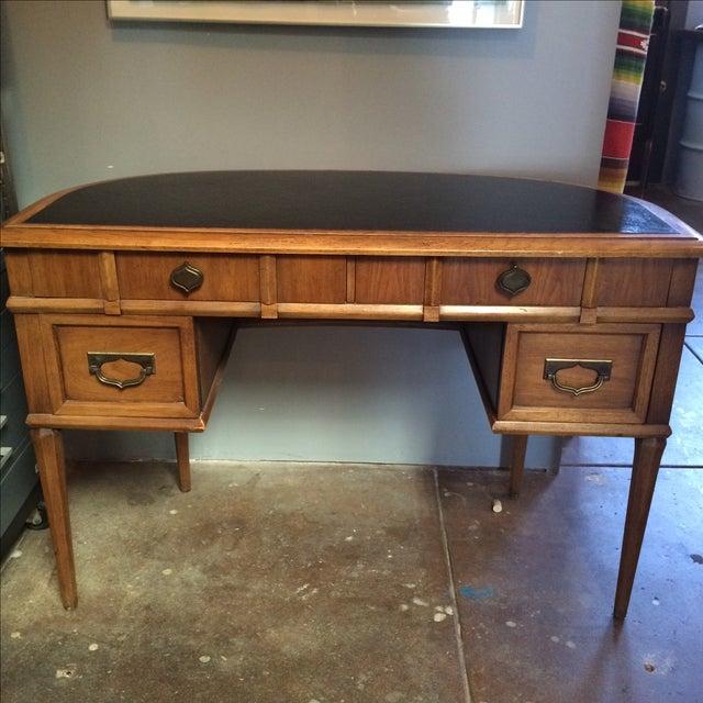 Drexel Esperanta Writing Desk - Image 2 of 9