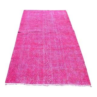 Turkish Floor Rug- 3′10″ × 6′11″
