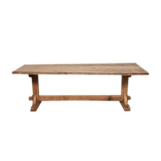 French Farm Trestle Table