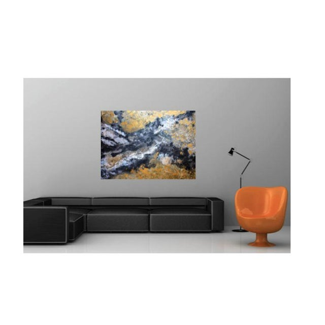 Abstract Painting by Bryan Boomershine - Image 3 of 4