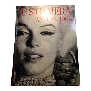 1964 U.S. Camera Annual Marilyn