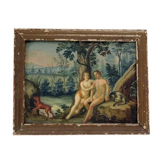 Dutch Naive Adam and Eve oil