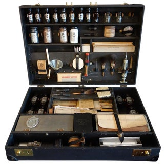 Police Detective Crime Scene Kit, Made by Farout Forensic Products, Massachusett