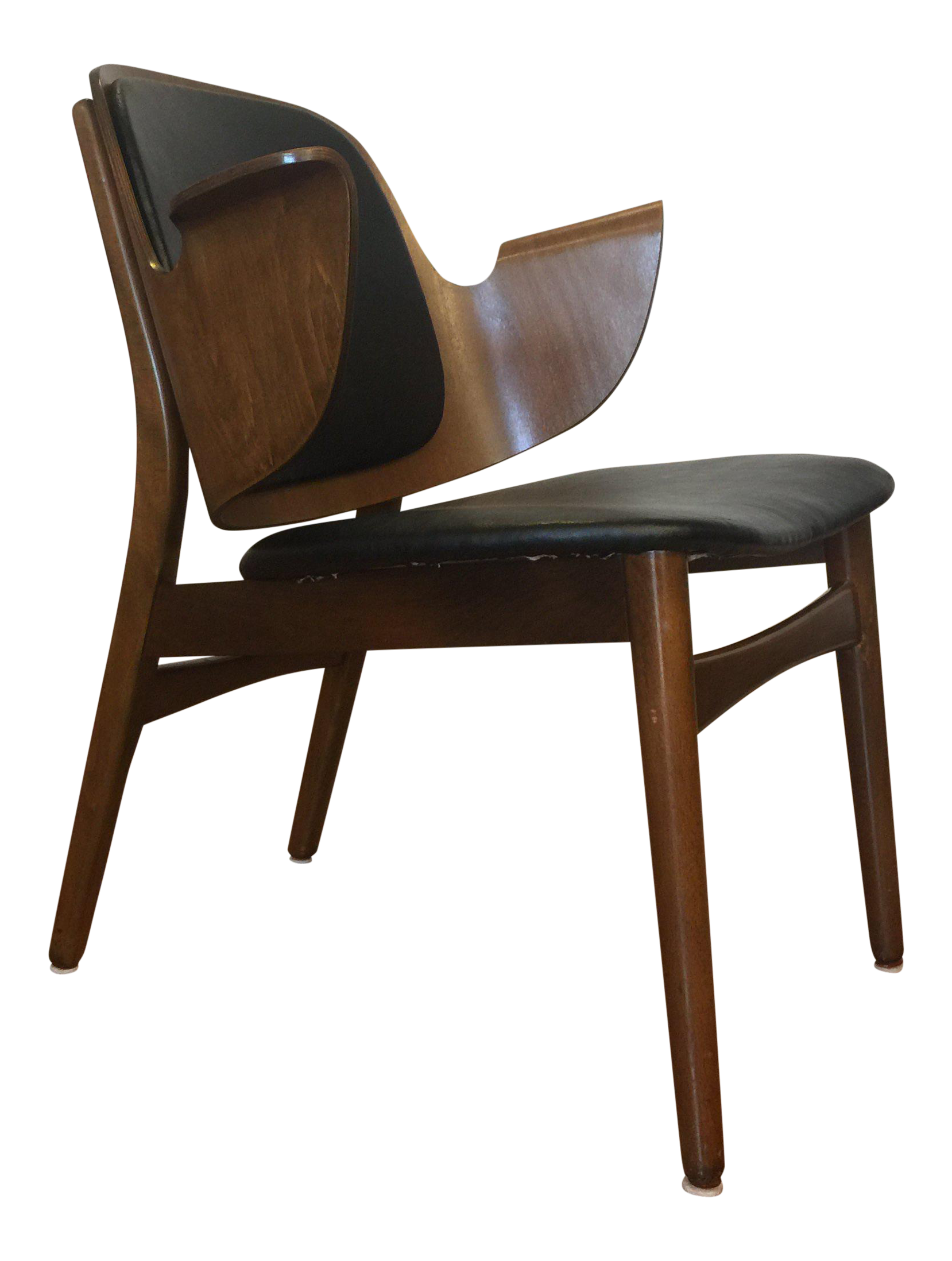 Hans Olsen For Bramin Møbler Bentwood Chair