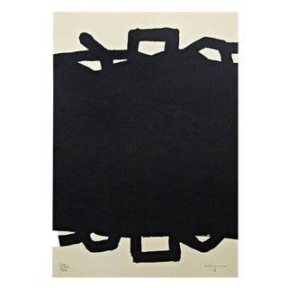 Eduardo Chillida Lithography